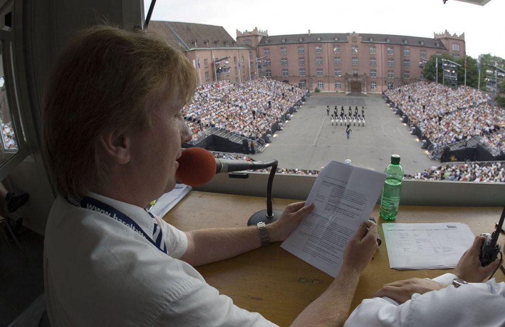 René Häfliger Medien Service / Moderation